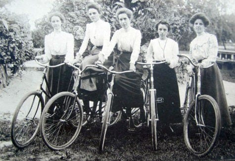 Γιορτάζοντας τις γυναίκες πρωτοπόρους στην ποδηλασία