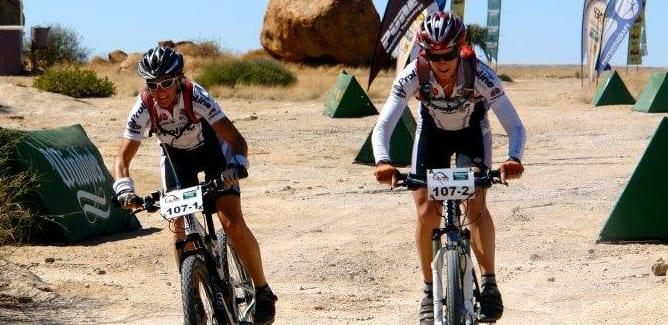 Μια γυναικεία ομάδα στο Bike Odyssey!