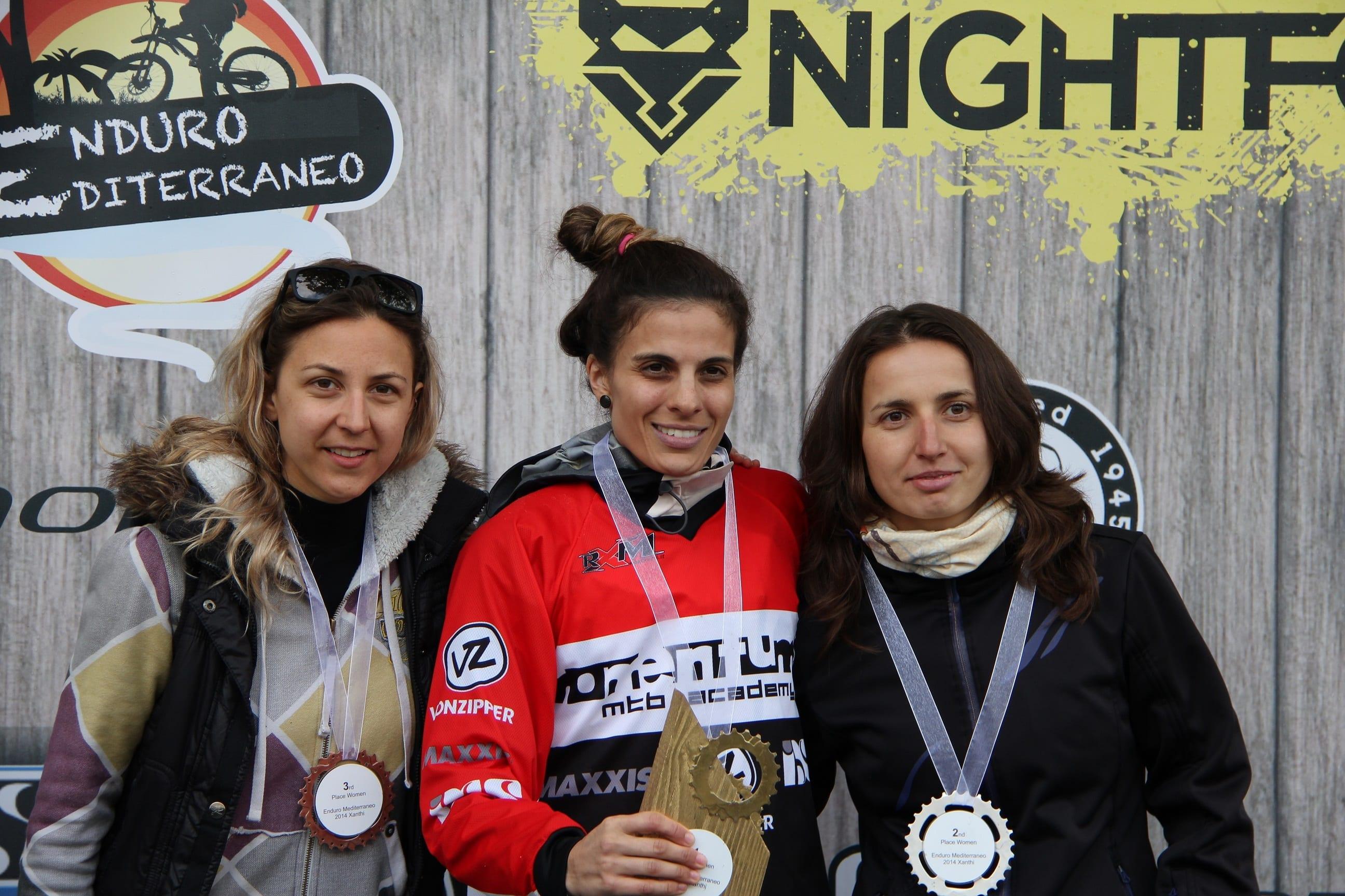 1ος αγώνας Enduro Mediterraneo 2014