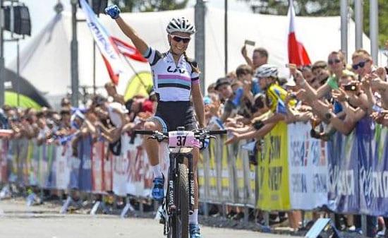 Η Ferrand Prevot νικήτρια στον αγώνα του Παγκόσμιου Κυπέλου XC στo Nove Mesto