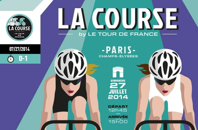 La Course by Le Tour de France