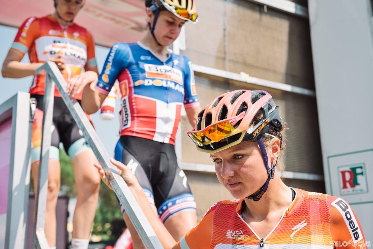 Chantal Blaak, Megan Guarnier