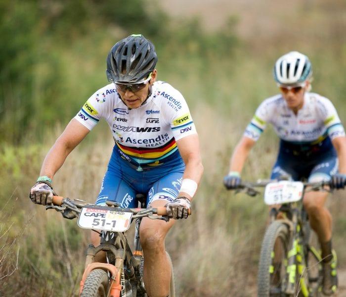 Δυνατές οι γυναικείες συμμετοχές στο Cape Epic 2018