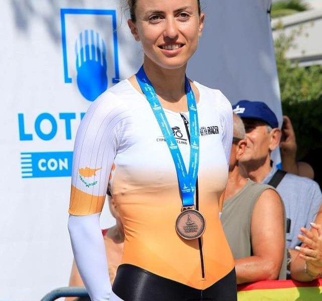 Μεσογειακοί Αγώνες: Χάλκινο μετάλλιο για την Άντρη Χριστοφόρου
